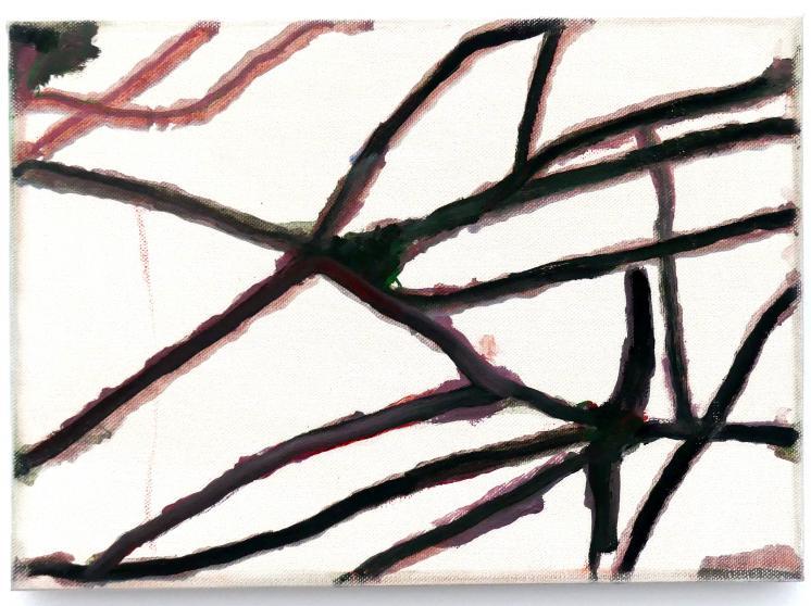 Raoul De Keyser: Retour 9 - Rückkehr 9, 1999