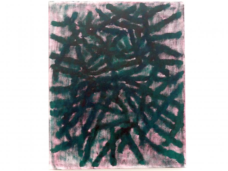 Raoul De Keyser: Grenier 14 - Dachboden 14, 1992