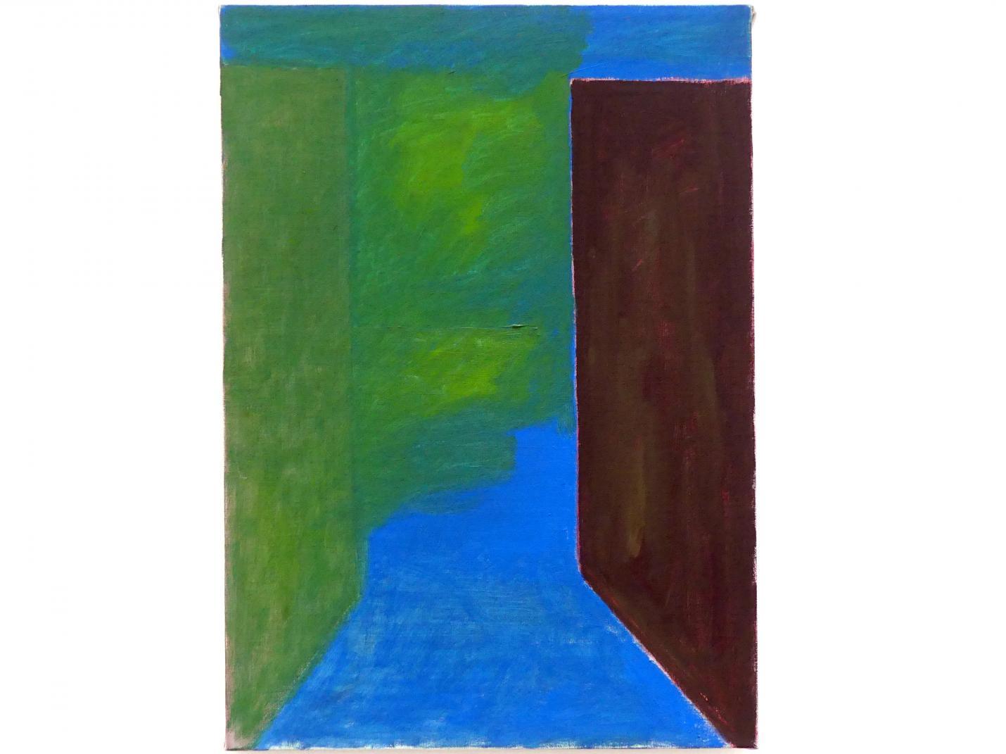 Raoul De Keyser: Kamer - Zimmer, 1989