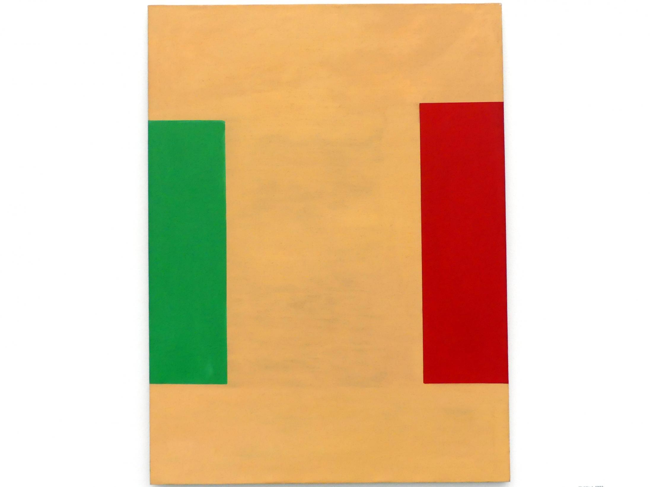 Raoul De Keyser: Untitled, 1990