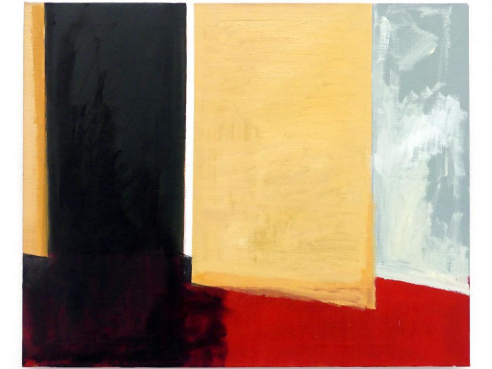 Raoul De Keyser: Untitled, 1989