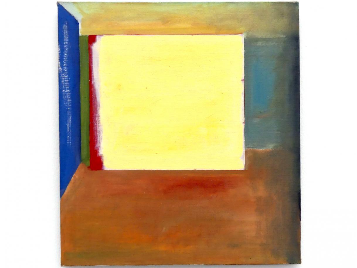 Raoul De Keyser: Studie, 1989