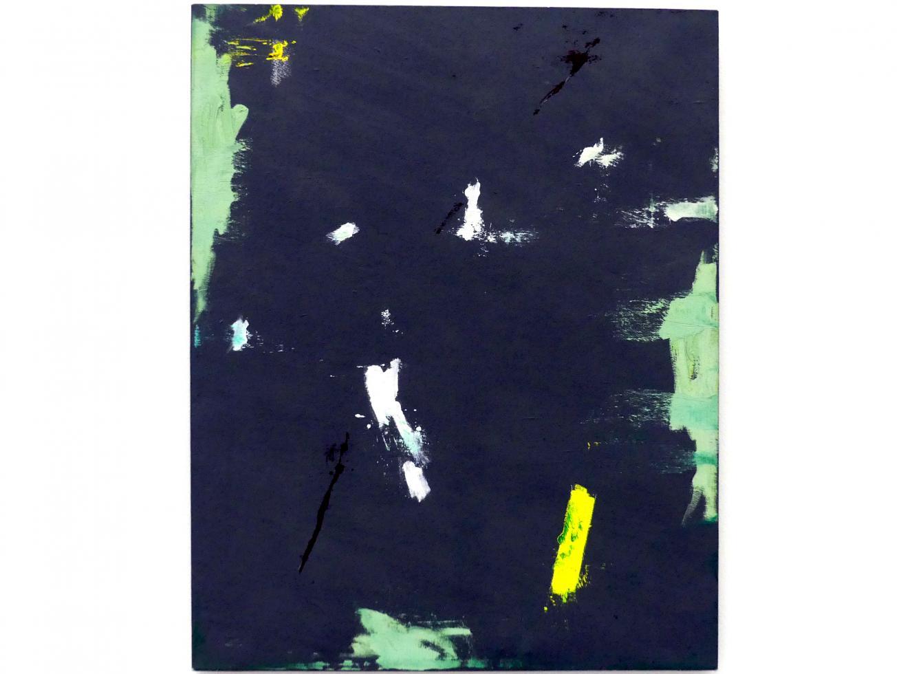 Raoul De Keyser: Untitled, 1983 - 1984