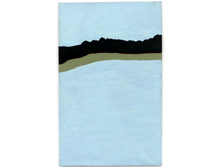 Raoul De Keyser: Oever - Ufer, 1969