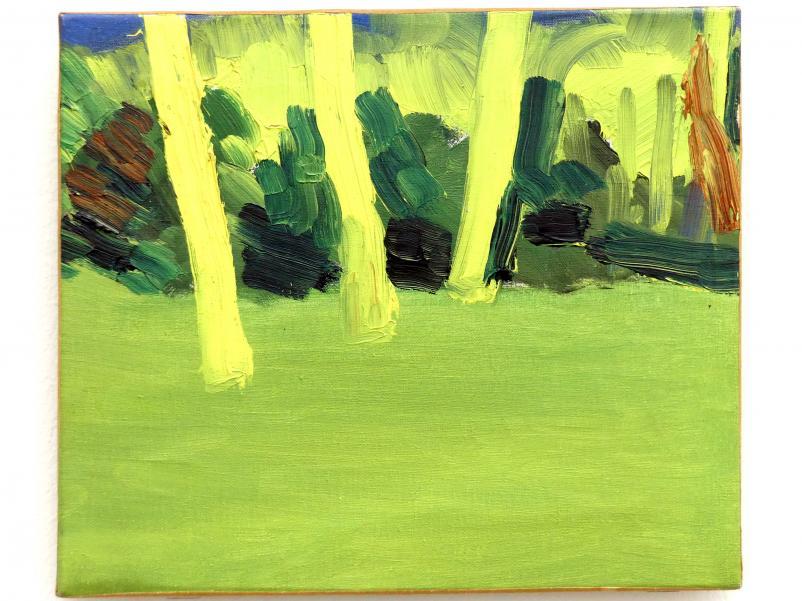 Raoul De Keyser: Tuin - Garten, 1964