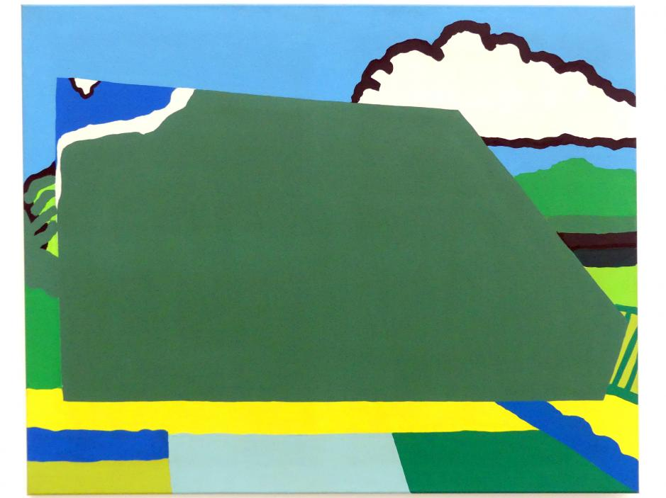 Raoul De Keyser: Hommage aan Brusselmans - Hommage an Brusselmans, 1969 - 1970