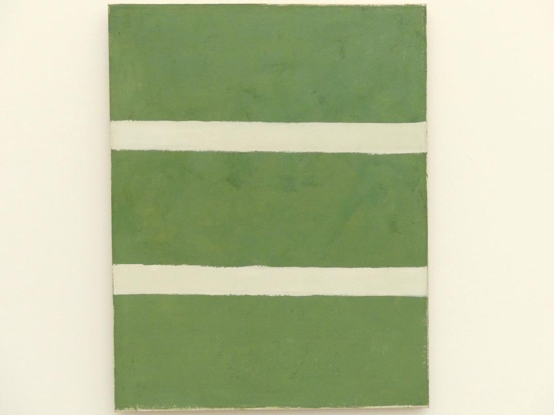 Raoul De Keyser: Zeilen heuvels - Segelhügel, 1979
