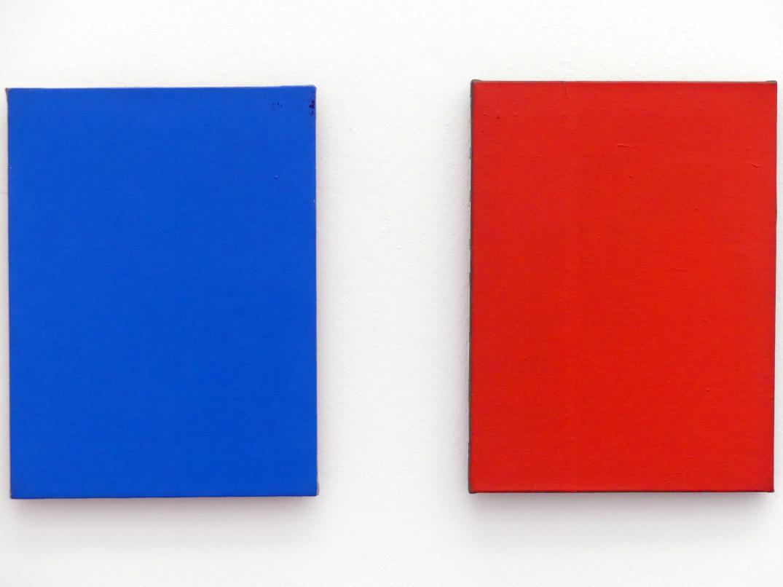 Raoul De Keyser: Untitled, 1971 - 1973