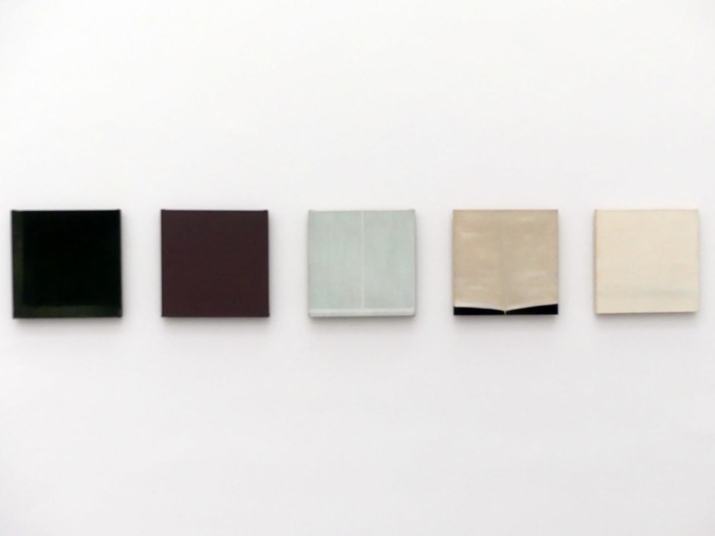 Raoul De Keyser: Notebook III, 1973