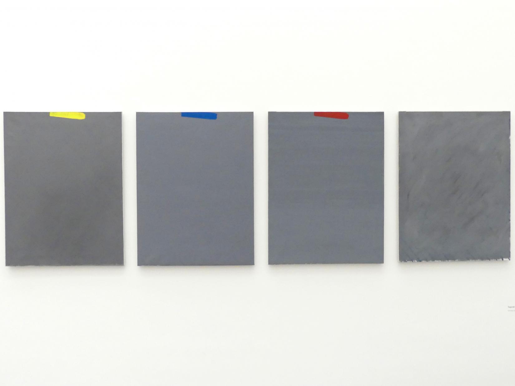 Raoul De Keyser: Tegendraads - Gegenüber, 1978