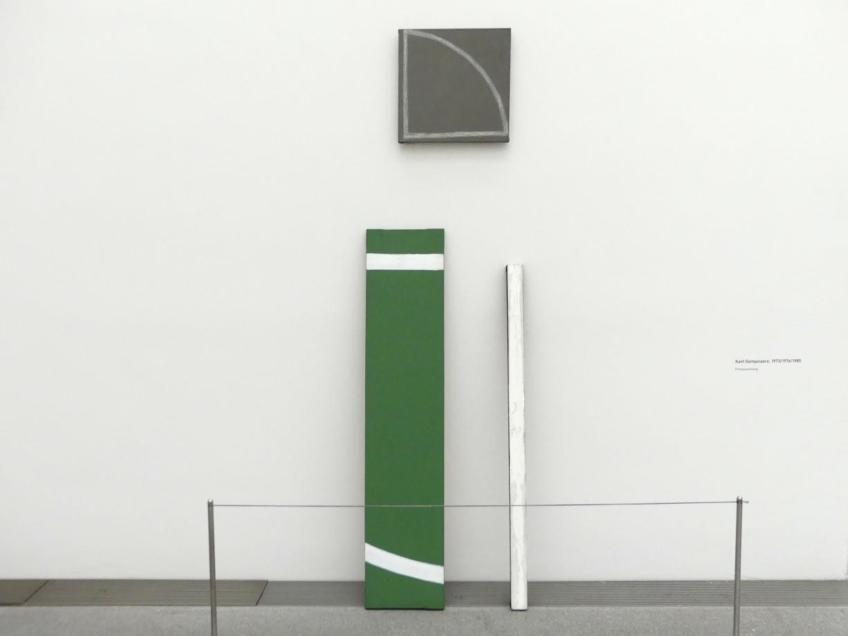 Raoul De Keyser: Kant Gampelaere, 1973