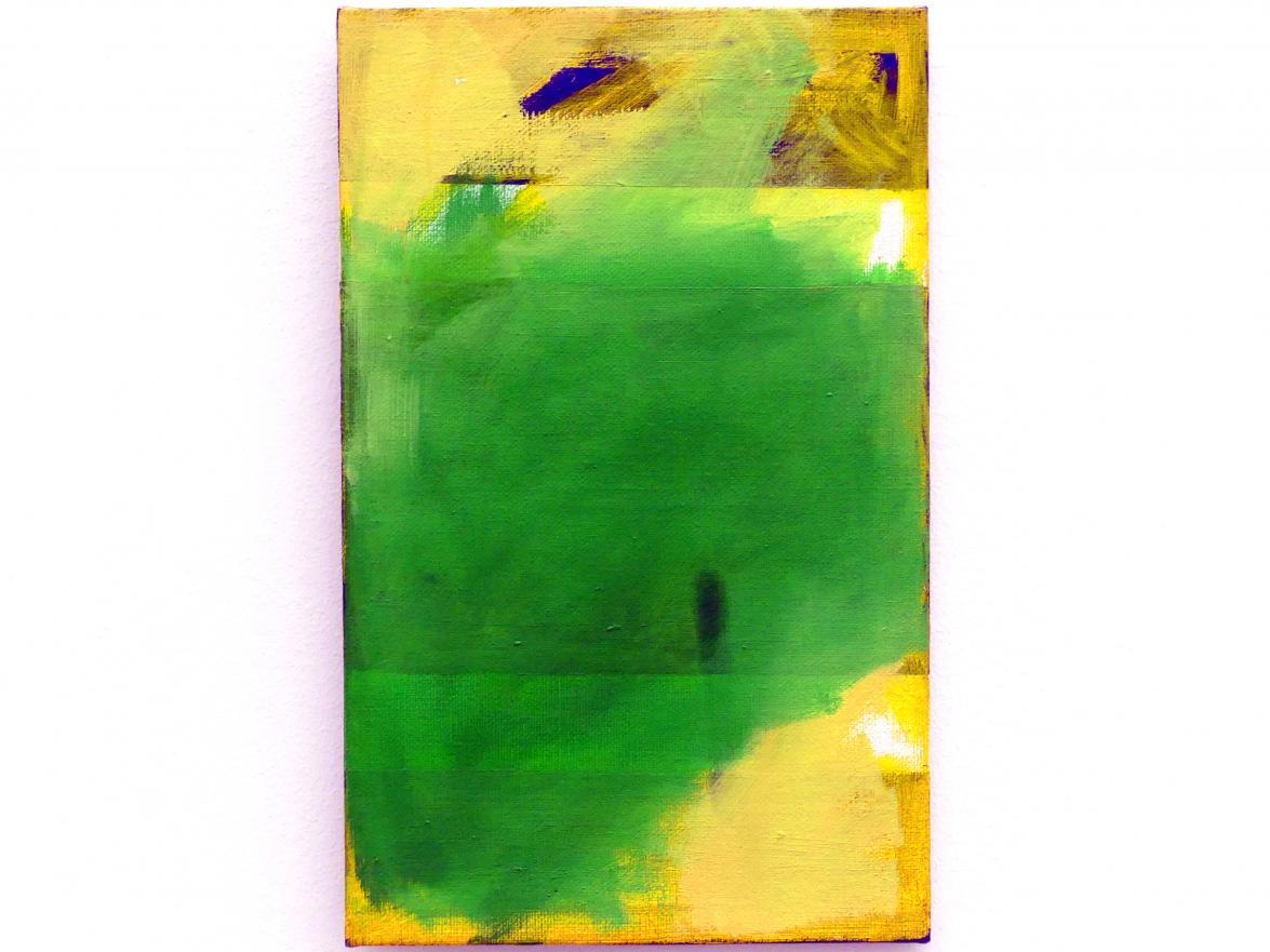 Raoul De Keyser: Over, 1987