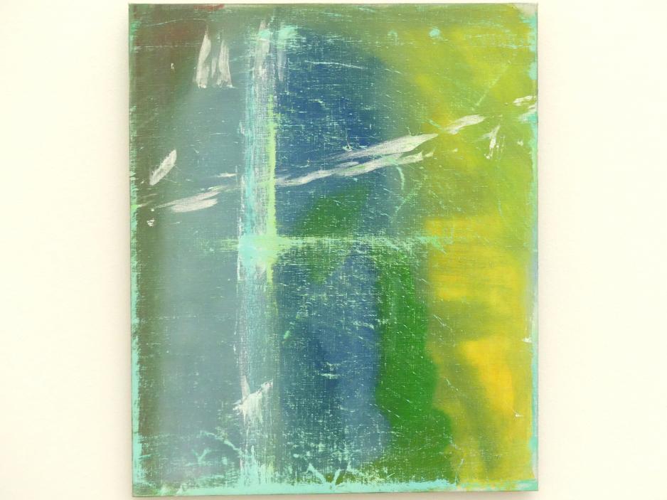 Raoul De Keyser: Zinkend (Luc) - Untergang (Luc), 1982 - 1983