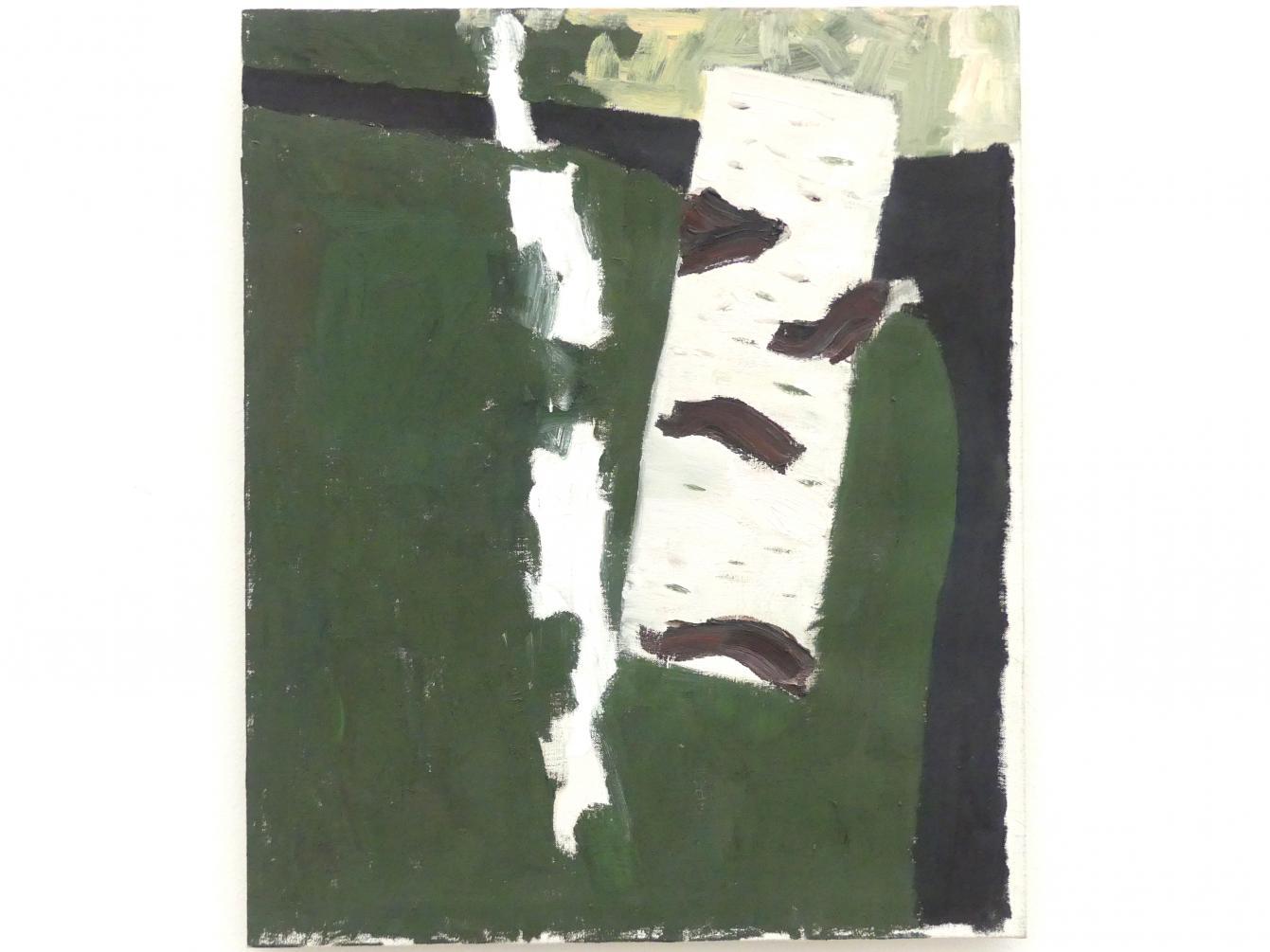 Raoul De Keyser: Tornado, 1981