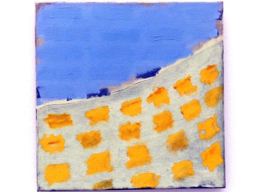 Raoul De Keyser: Zeven voor Jeanne 1 - Sieben für Jeanne 1, 1980