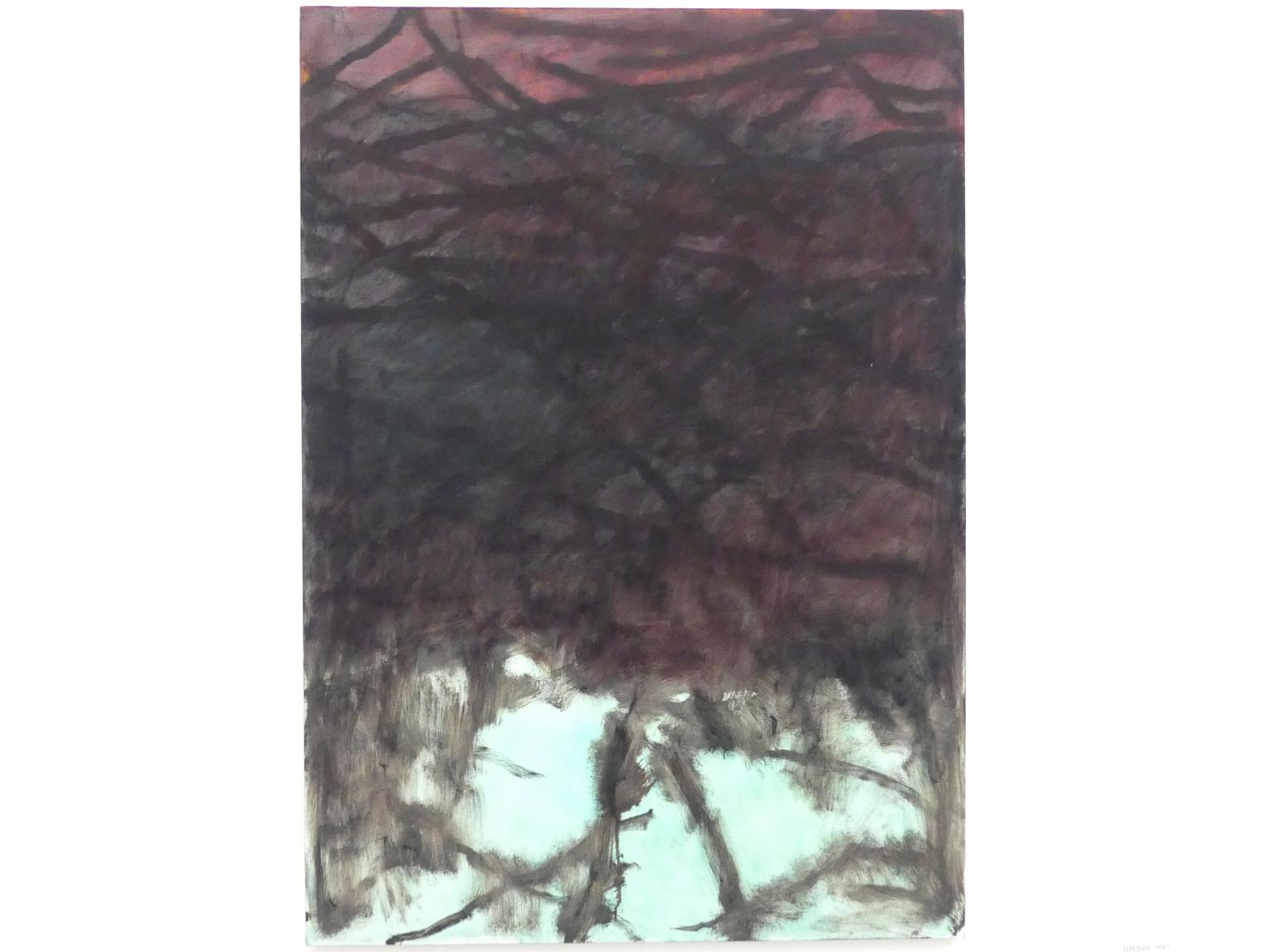 Raoul De Keyser: Untitled, 1991