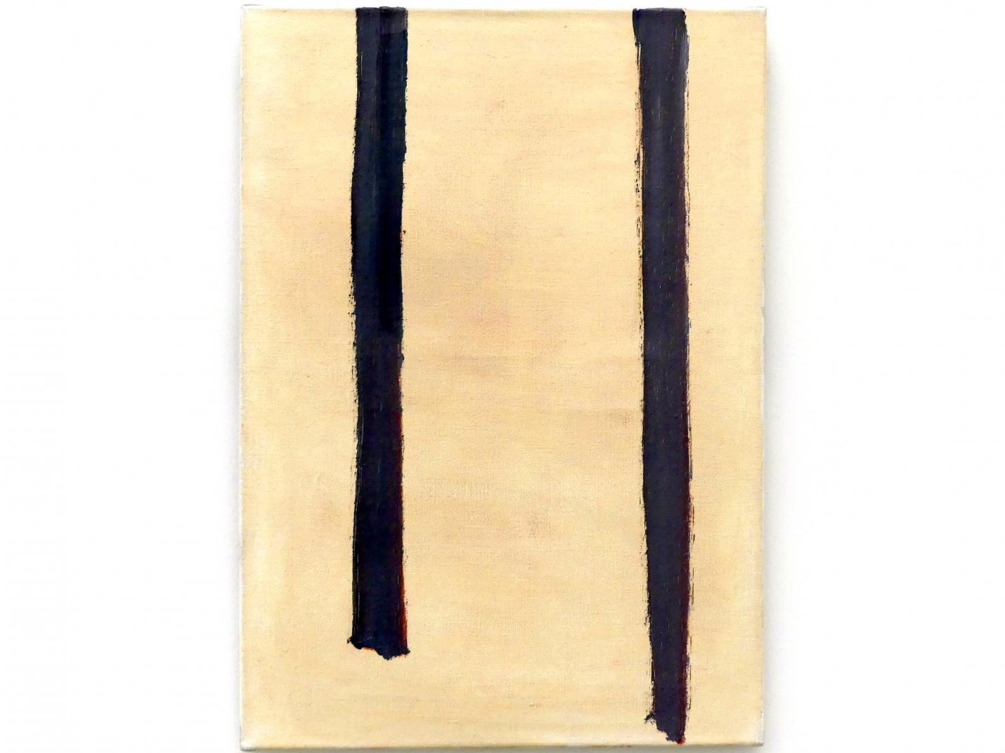 Raoul De Keyser: Einden, 1992