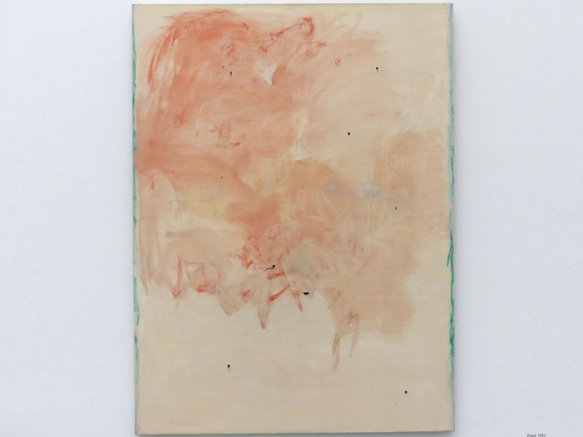 Raoul De Keyser: Front, 1992