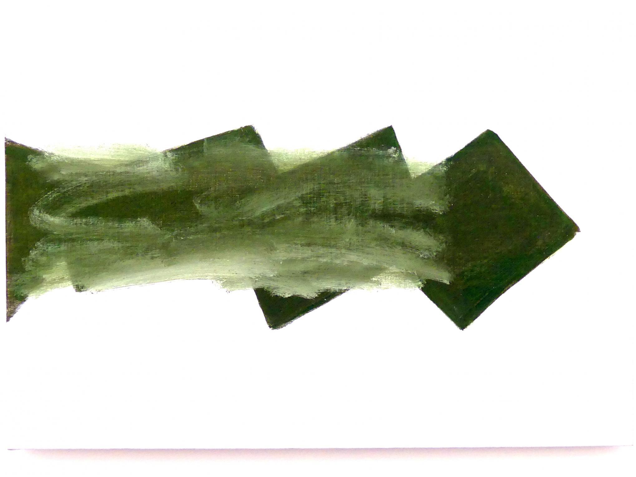 Raoul De Keyser: Untitled (Speed), 1995