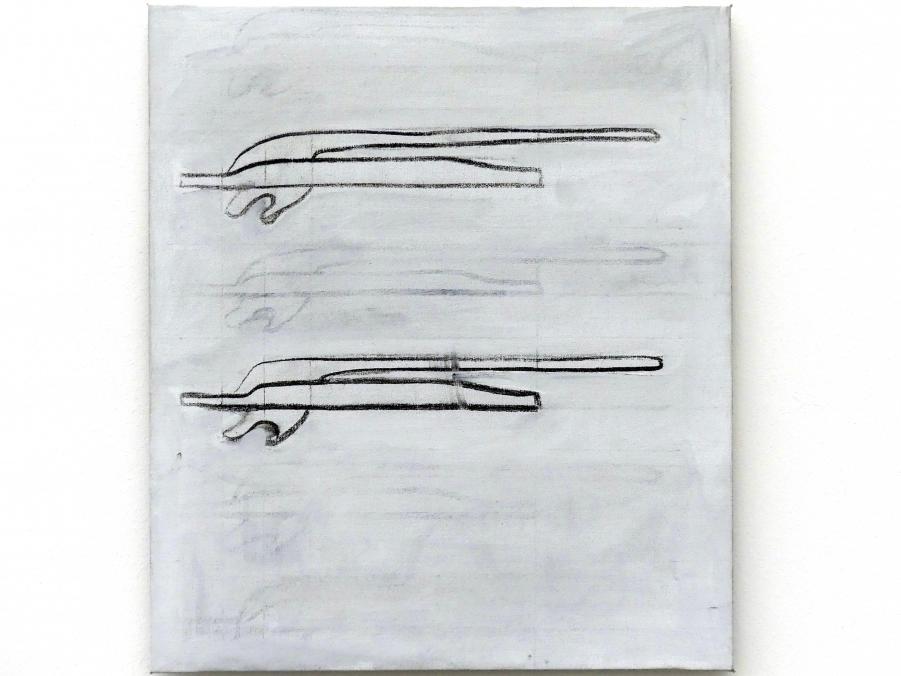 Raoul De Keyser: Closerie VIII (Berliner Ensemble), 1998