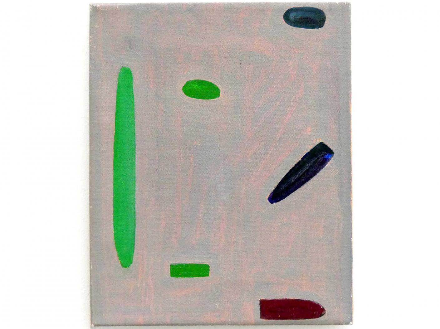 Raoul De Keyser: No, 2000