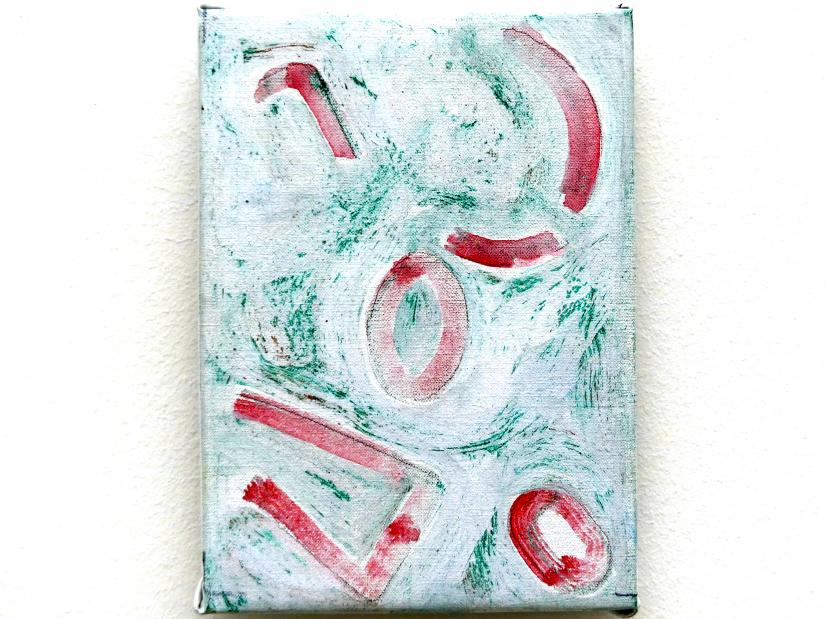 Raoul De Keyser: Still, 2011