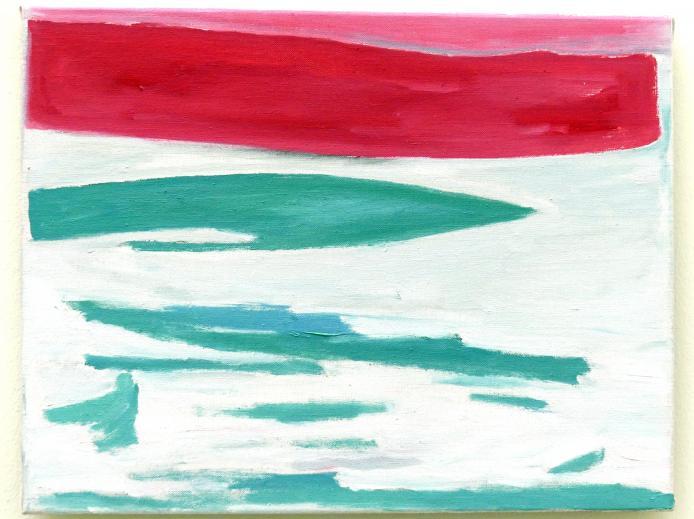 Raoul De Keyser: Drift, 2008