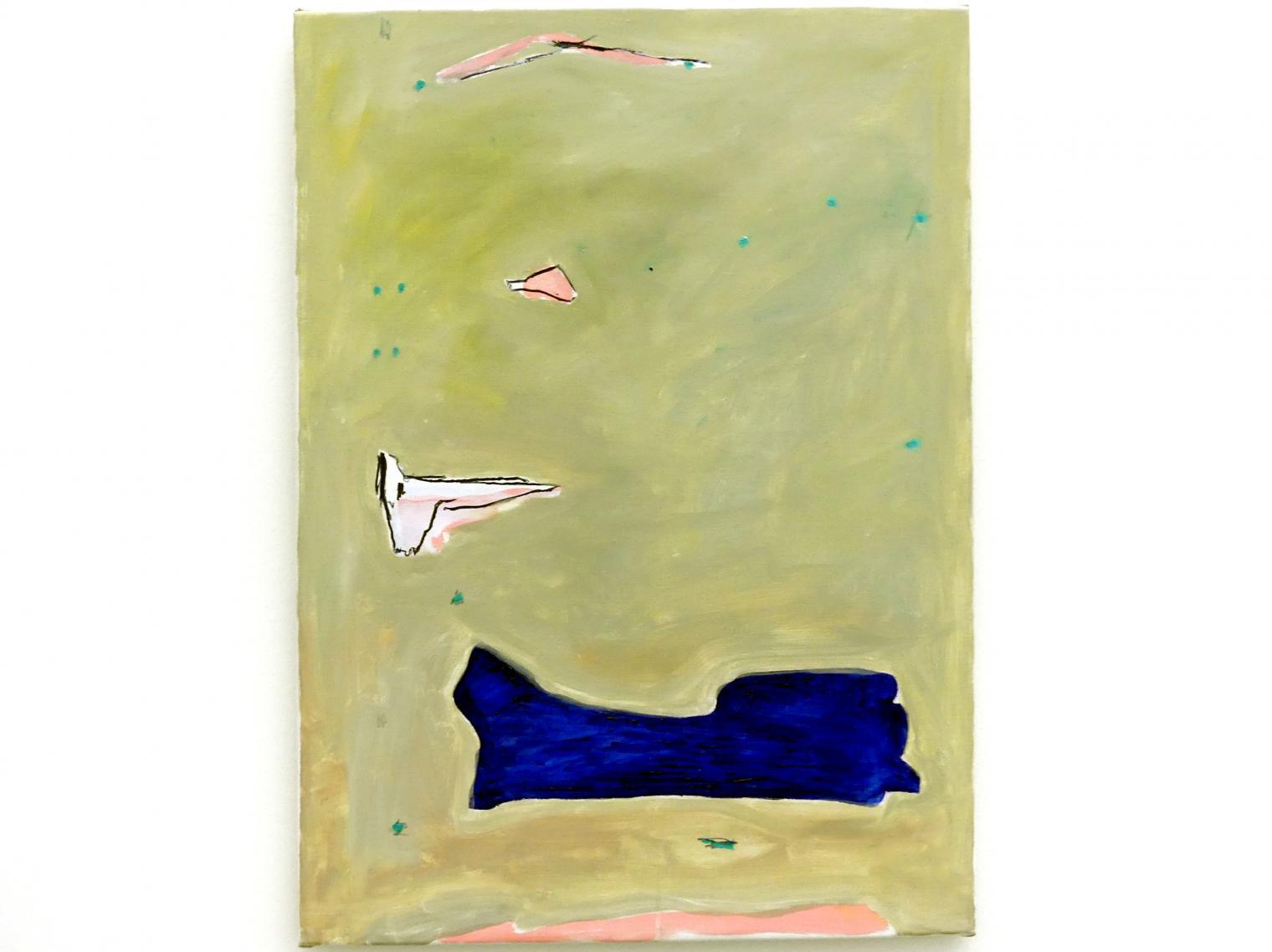 Raoul De Keyser: Traum, 2006