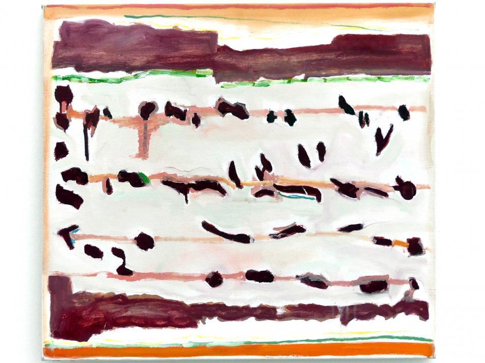 Raoul De Keyser: Proef, 2002