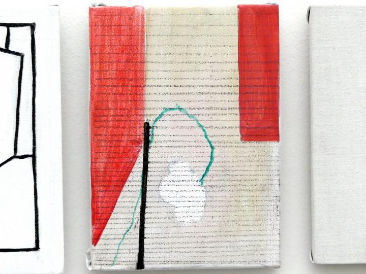 Raoul De Keyser: Interior?, 2011