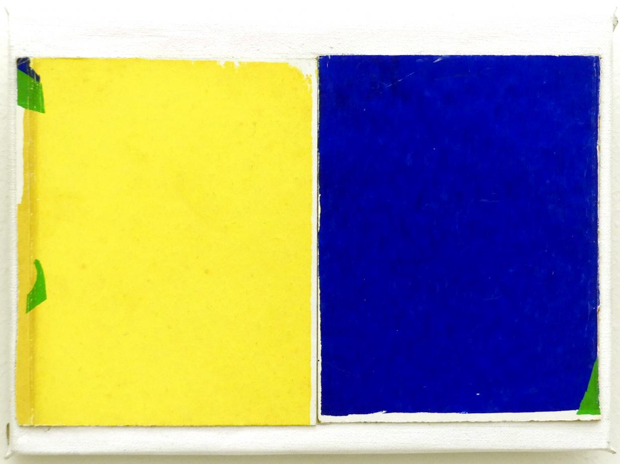 Raoul De Keyser: Blue R., 2012