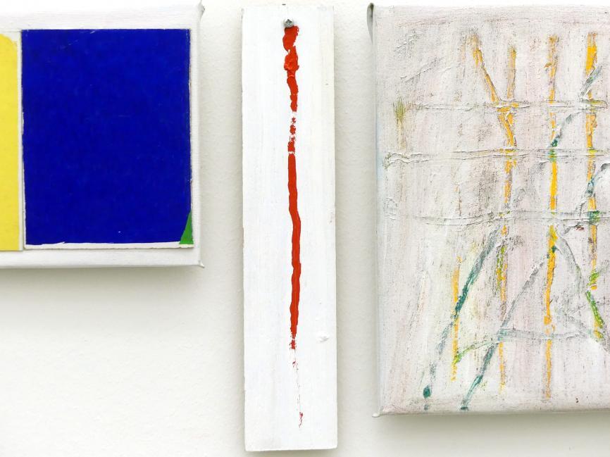 Raoul De Keyser: Z. T., 2012