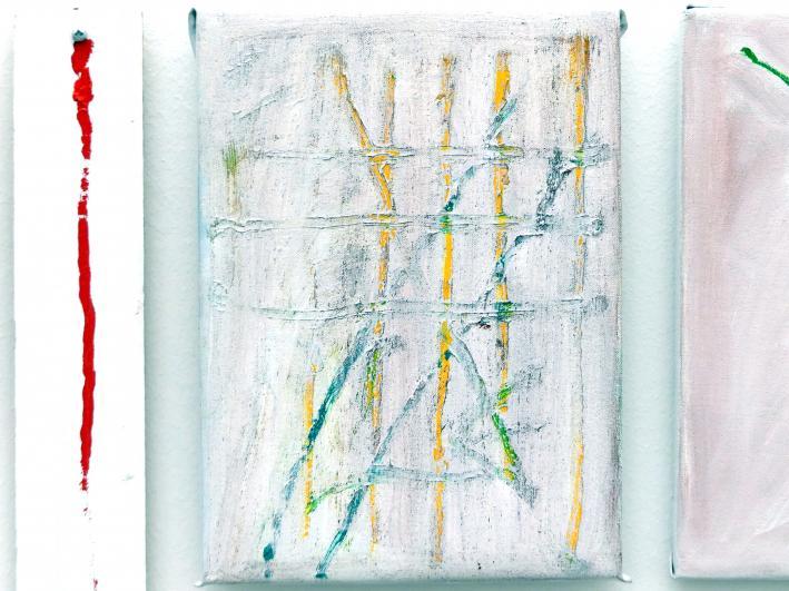 Raoul De Keyser: Overflow, 2012
