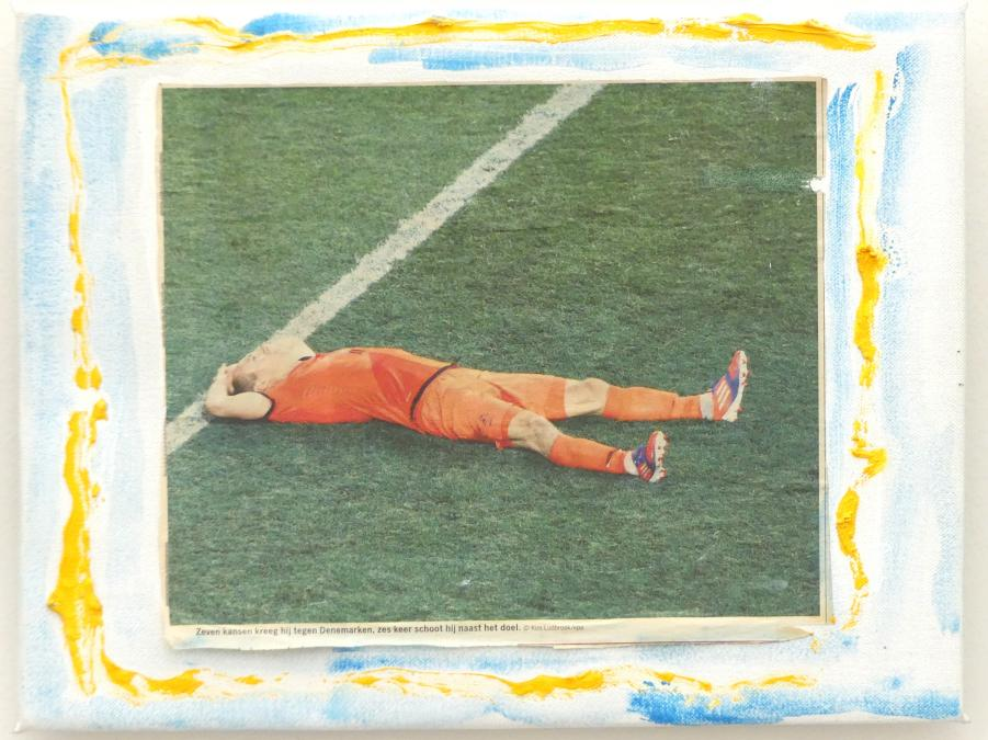 Raoul De Keyser: Robben, 2012