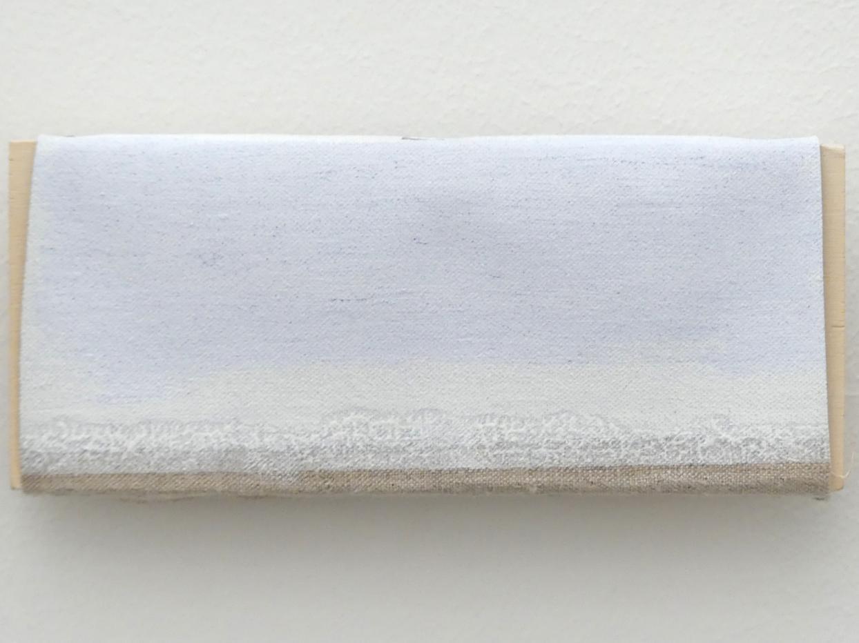 Raoul De Keyser: Seascape - Seelandschaft, 2012