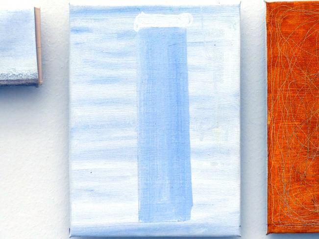 Raoul De Keyser: Damaged - Beschädigt, 2011