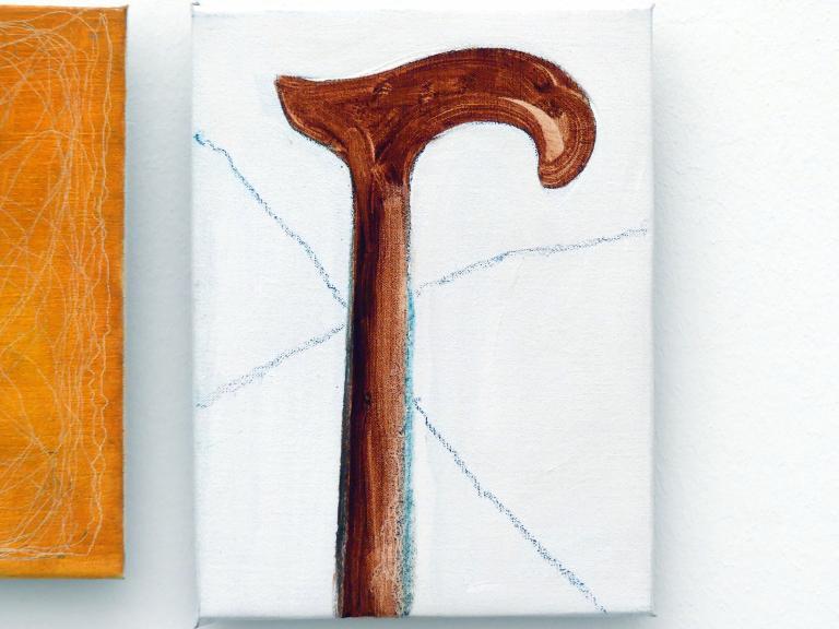 Raoul De Keyser: To Walk, 2012