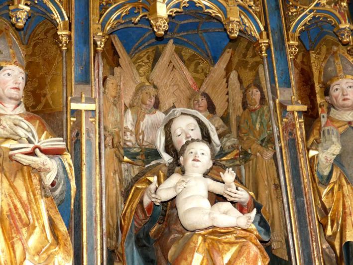Hans Klocker (Werkstatt): Altarschrein, um 1500, Bild 8/10
