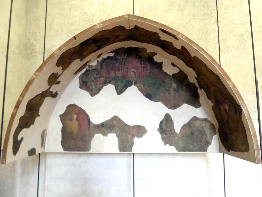 Bottega di Altichiero (Werkstatt): Marienkrönung, 2. Hälfte 14. Jhd.