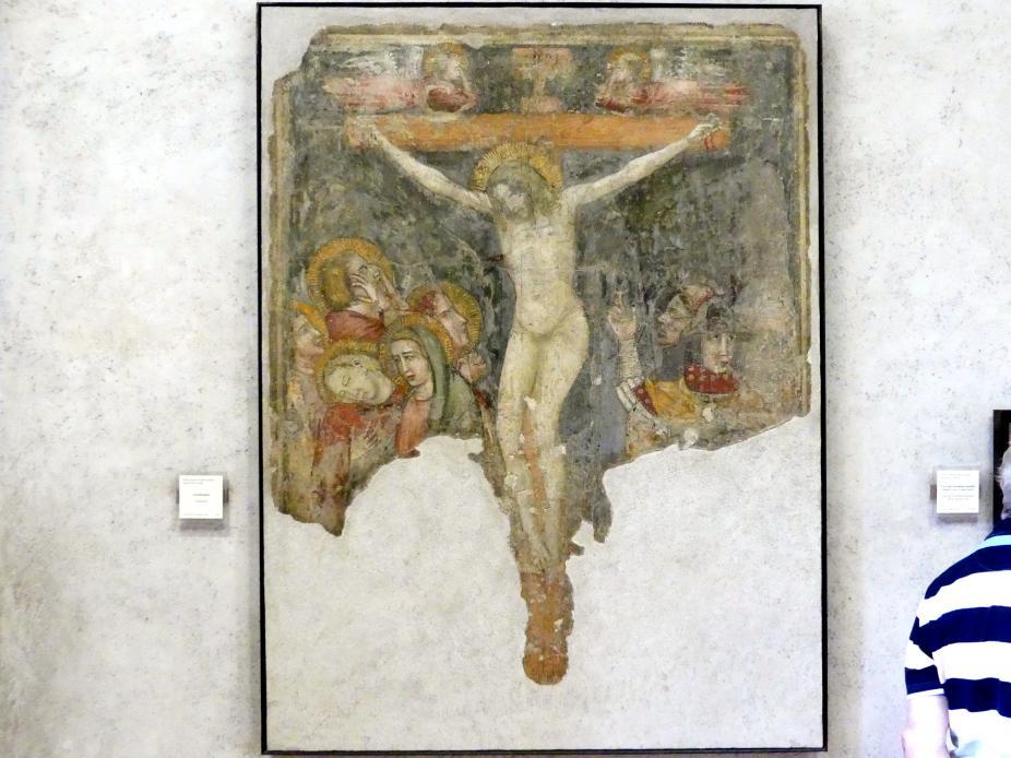 Kreuzigung, 2. Hälfte 14. Jhd.