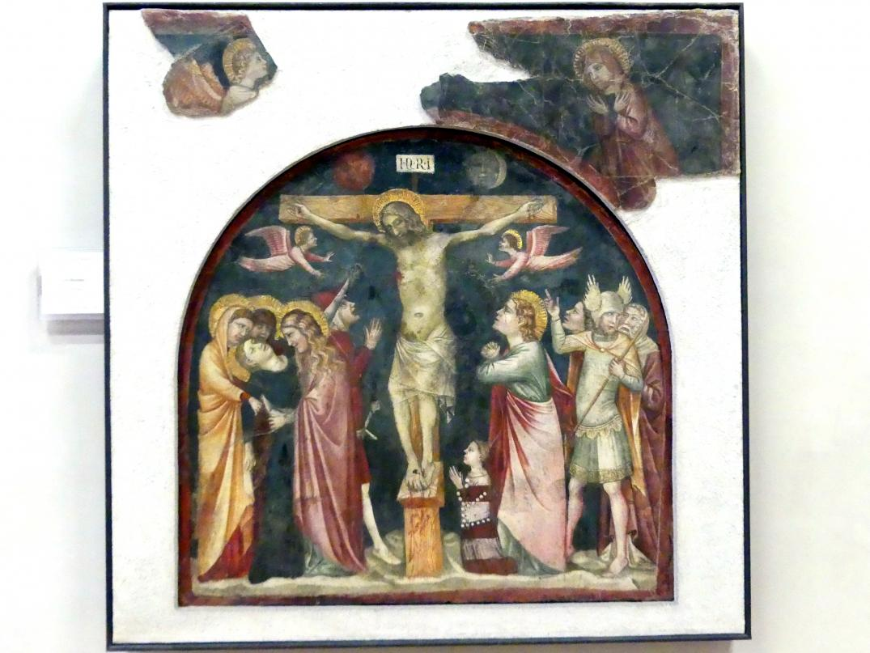 Turone di Maxio: Kreuzigung, 2. Hälfte 14. Jhd.