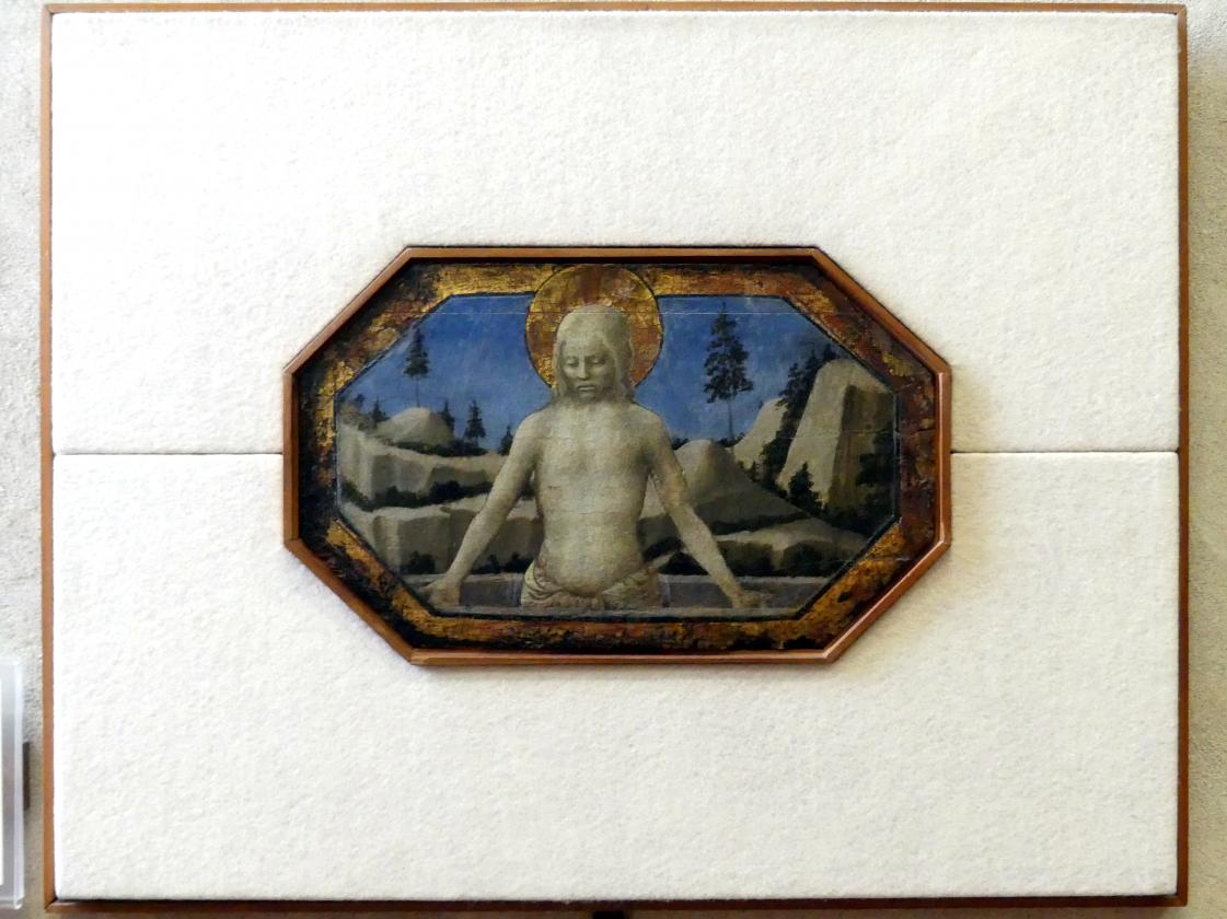 Fra Filippo Lippi: Christus im Grab, Undatiert