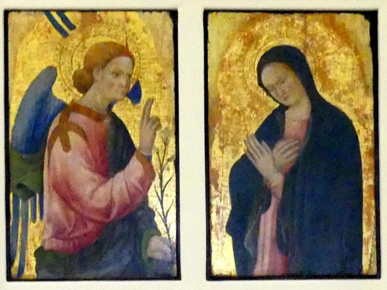 Francesco de 'Franceschi: Verkündigung an Maria, Undatiert