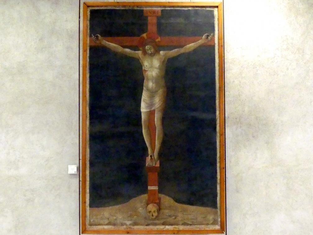 Jacopo Bellini: Gekreuzigter, 1436