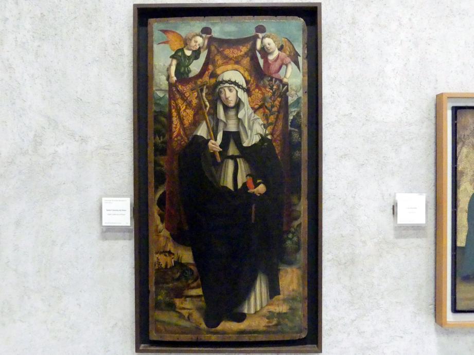 Giovanni Martino Spanzotti: Heilige Katharina von Siena, Undatiert