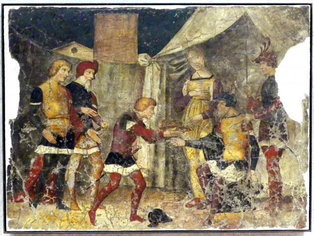Girolamo Mocetto: Die Nachsicht des Scipio, Undatiert
