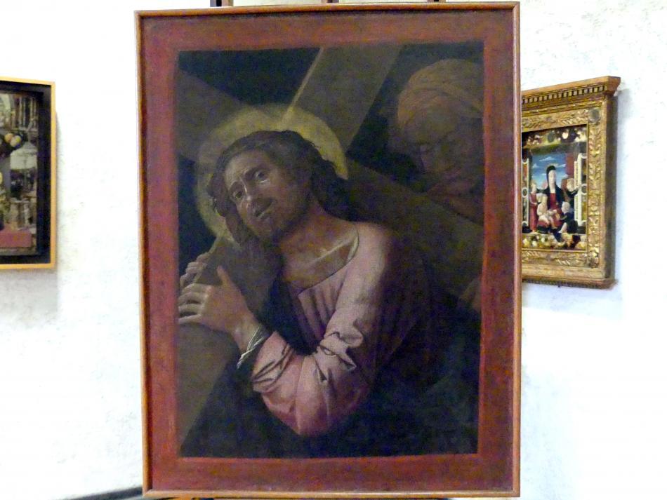 Andrea Mantegna: Kreuztragung Christi, Undatiert
