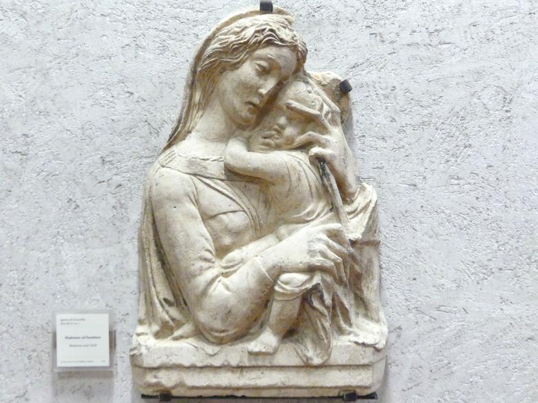 Maria mit Kind, Undatiert