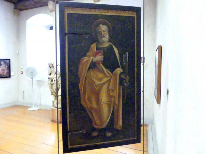 Liberale da Verona: Der Heilige Petrus, Undatiert