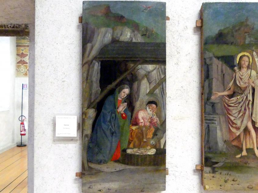 Francesco Morone: Christi Geburt, Undatiert